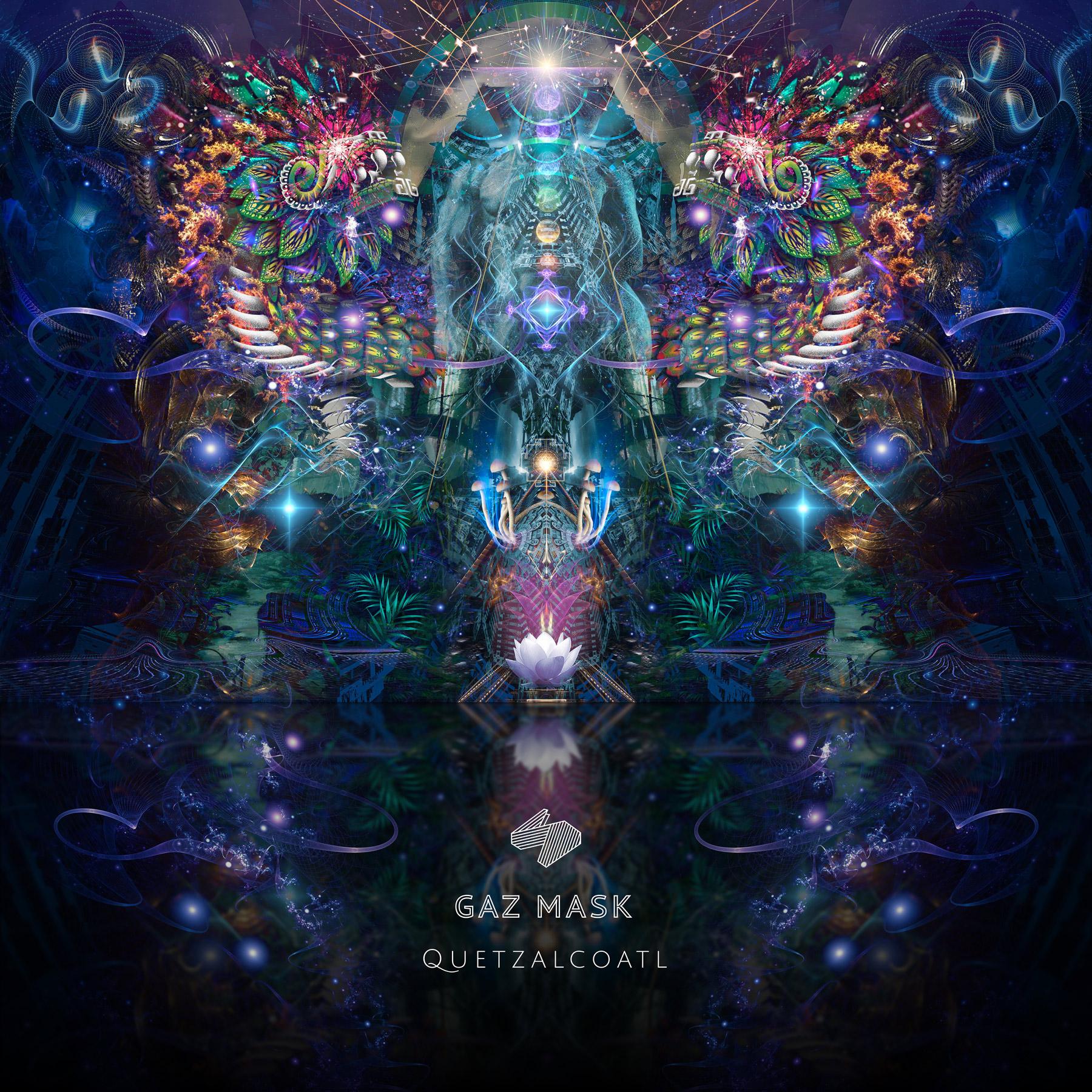 Gaz Mask «Quetzalcoatl» EP