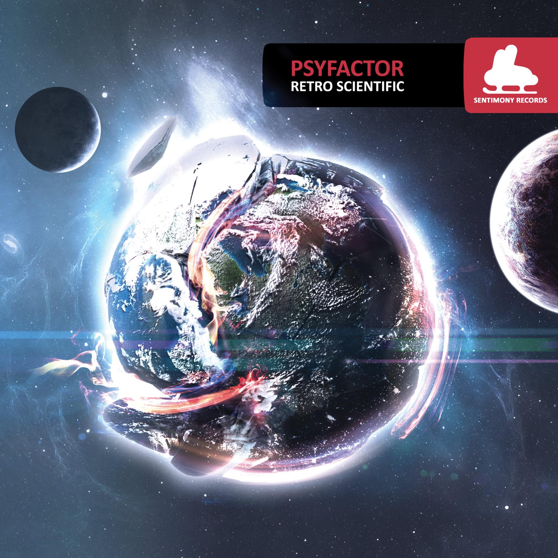 Psyfactor «Retro Scientific»