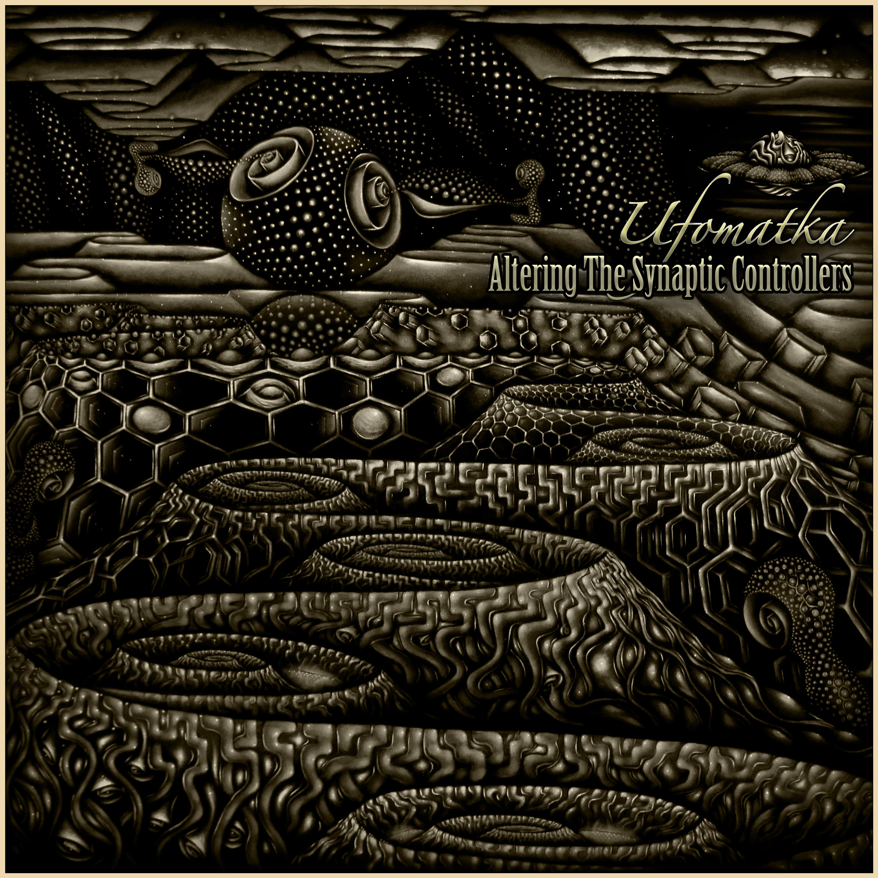 Ufomatka «Altering The Synaptic Controllers» EP