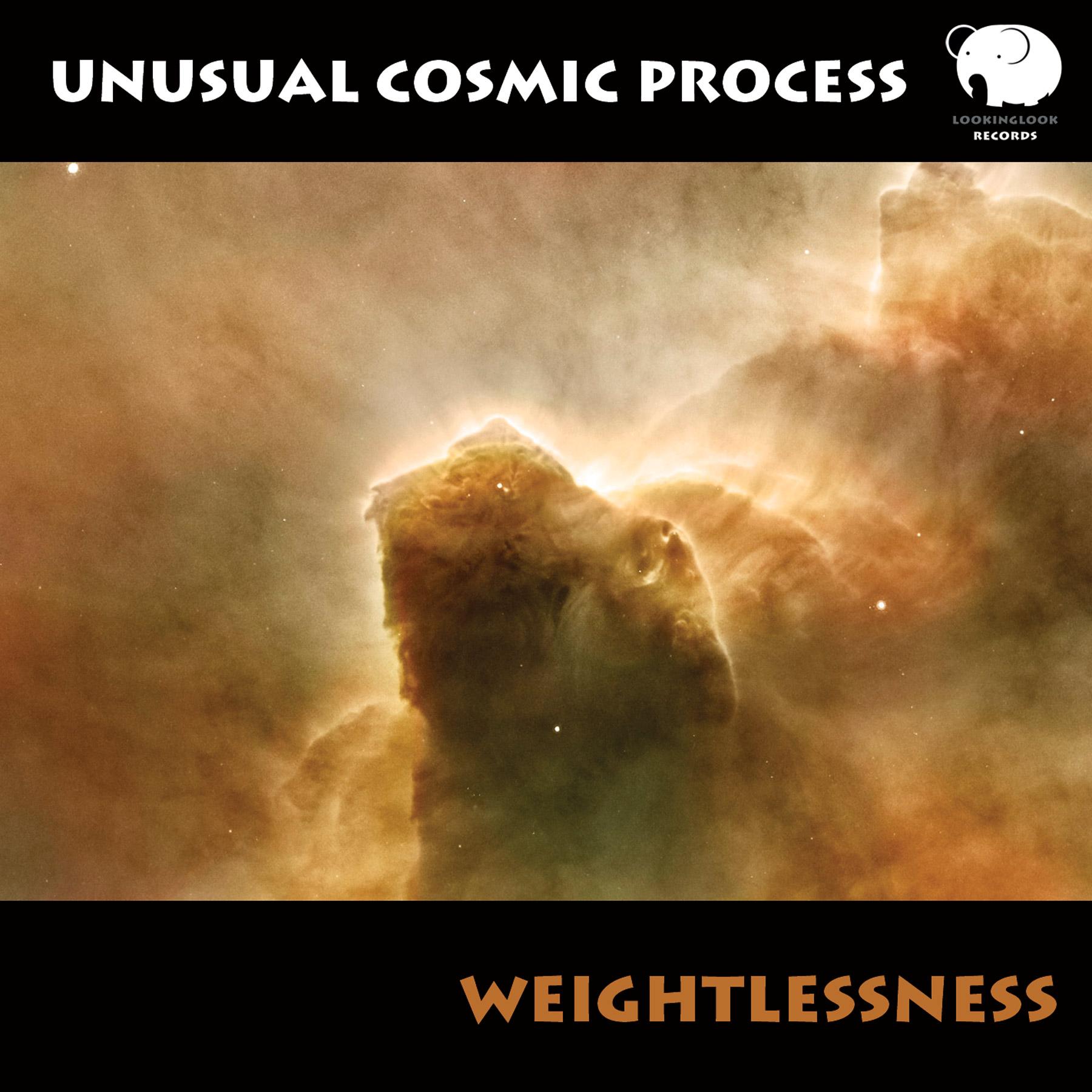 Unusual Cosmic Process «Weightlessness»
